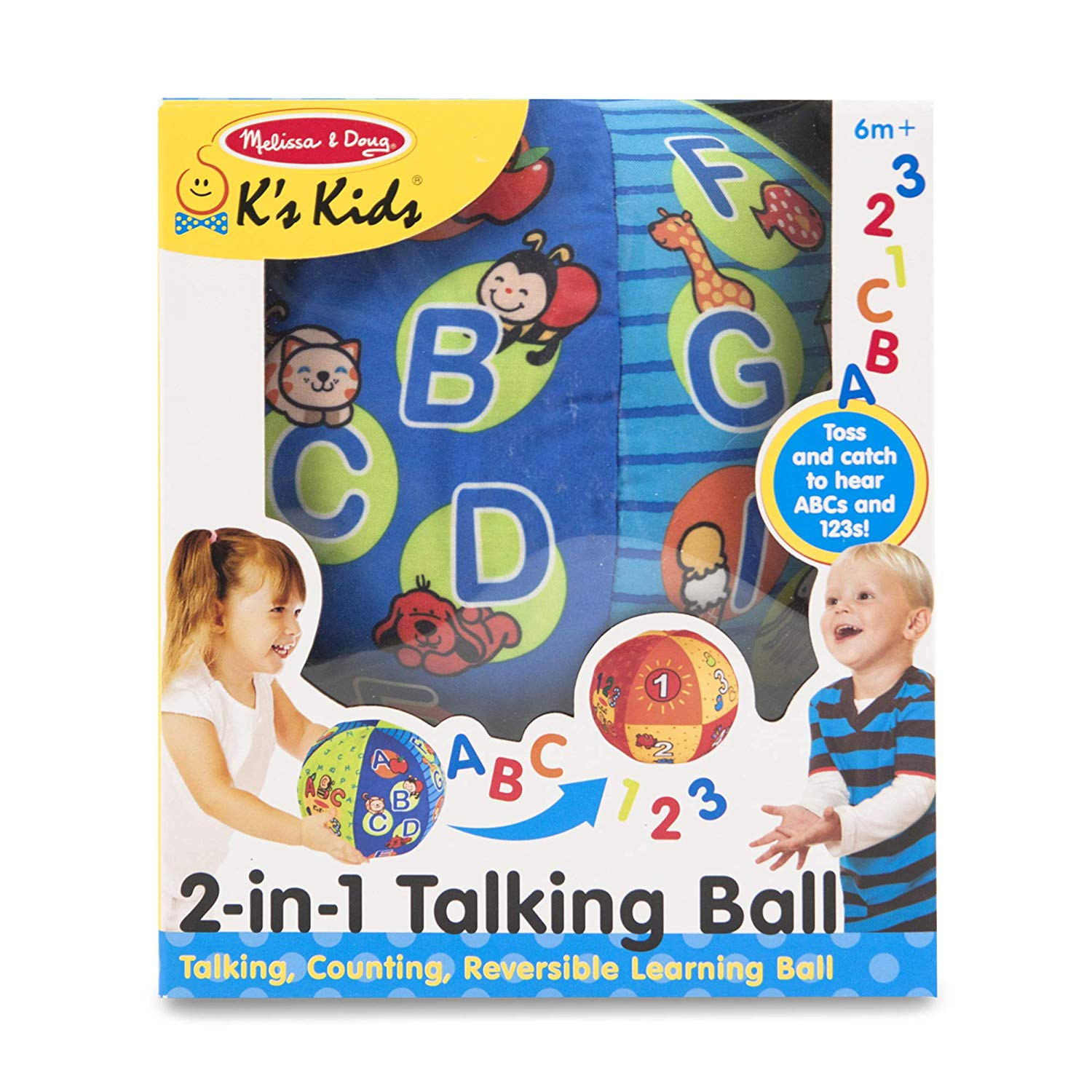 2-in-1 Talking Ball Reviews
