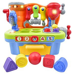 Deluxe Toy Workshop Playset
