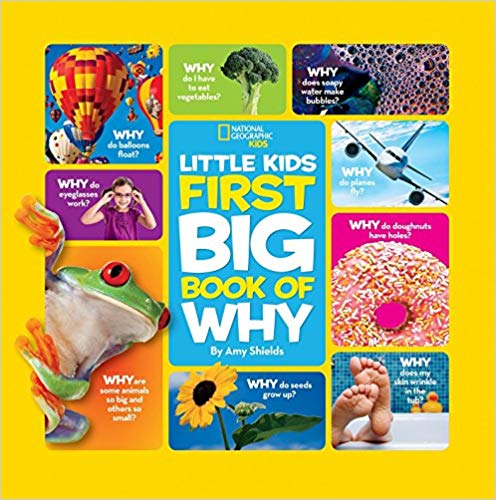 National Geographic Kids First Book of Why