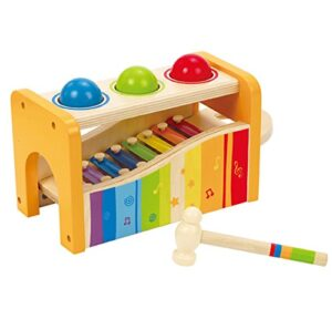 Pound & Tap Bench with Slide Out Xylophone