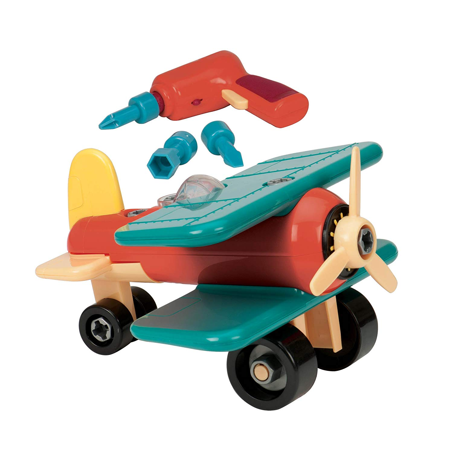 Take-A-Part Airplane - Best Toys  for 3 Year Old Boy