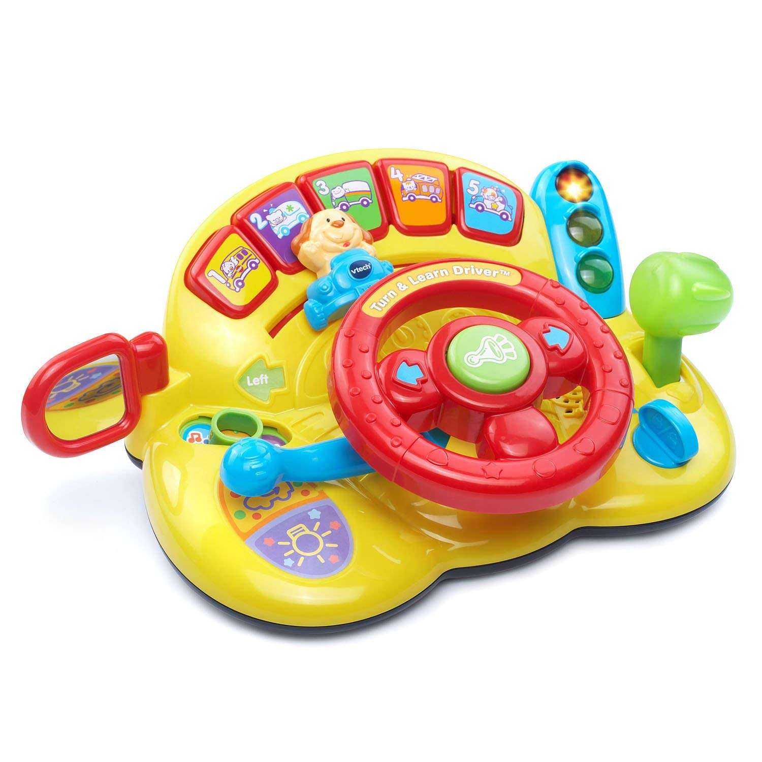 VTech Turn and Learn Driver Review