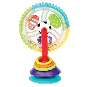 Wonder Wheel Activity Center Review