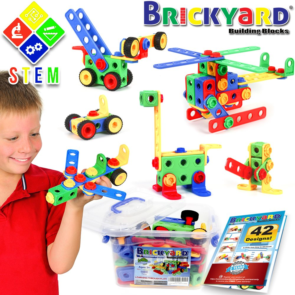 Brickyard Building Blocks
