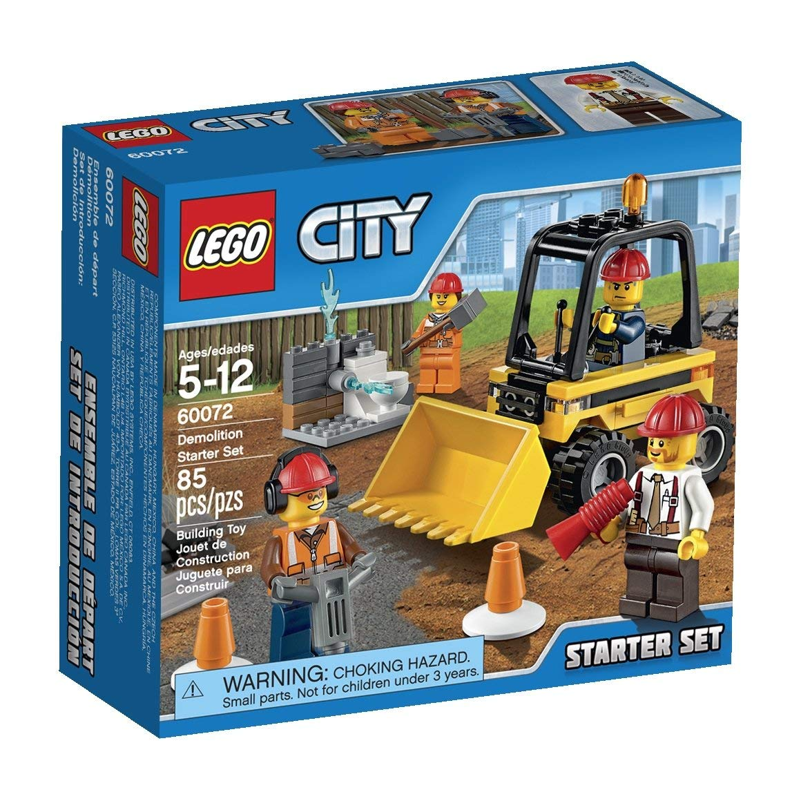 Lego Demolition Starter Set