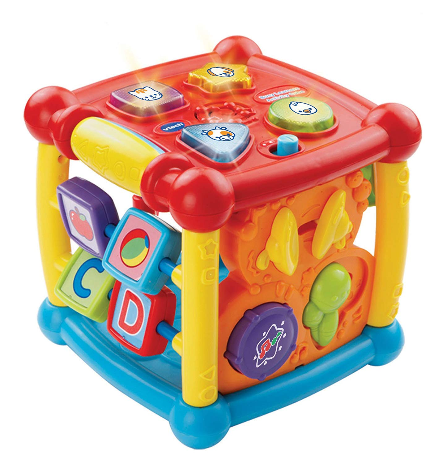 VTech Little Learners Activity Cube