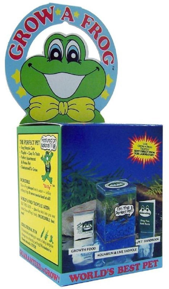 Deluxe Grow-A-Frog
