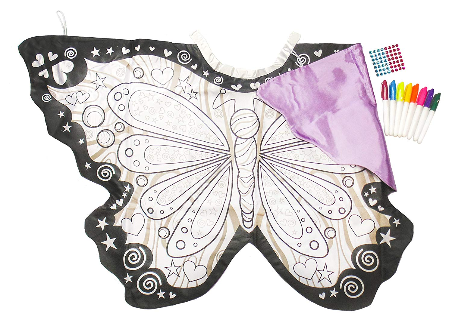 Great Pretenders Butterfly Colour a Wing