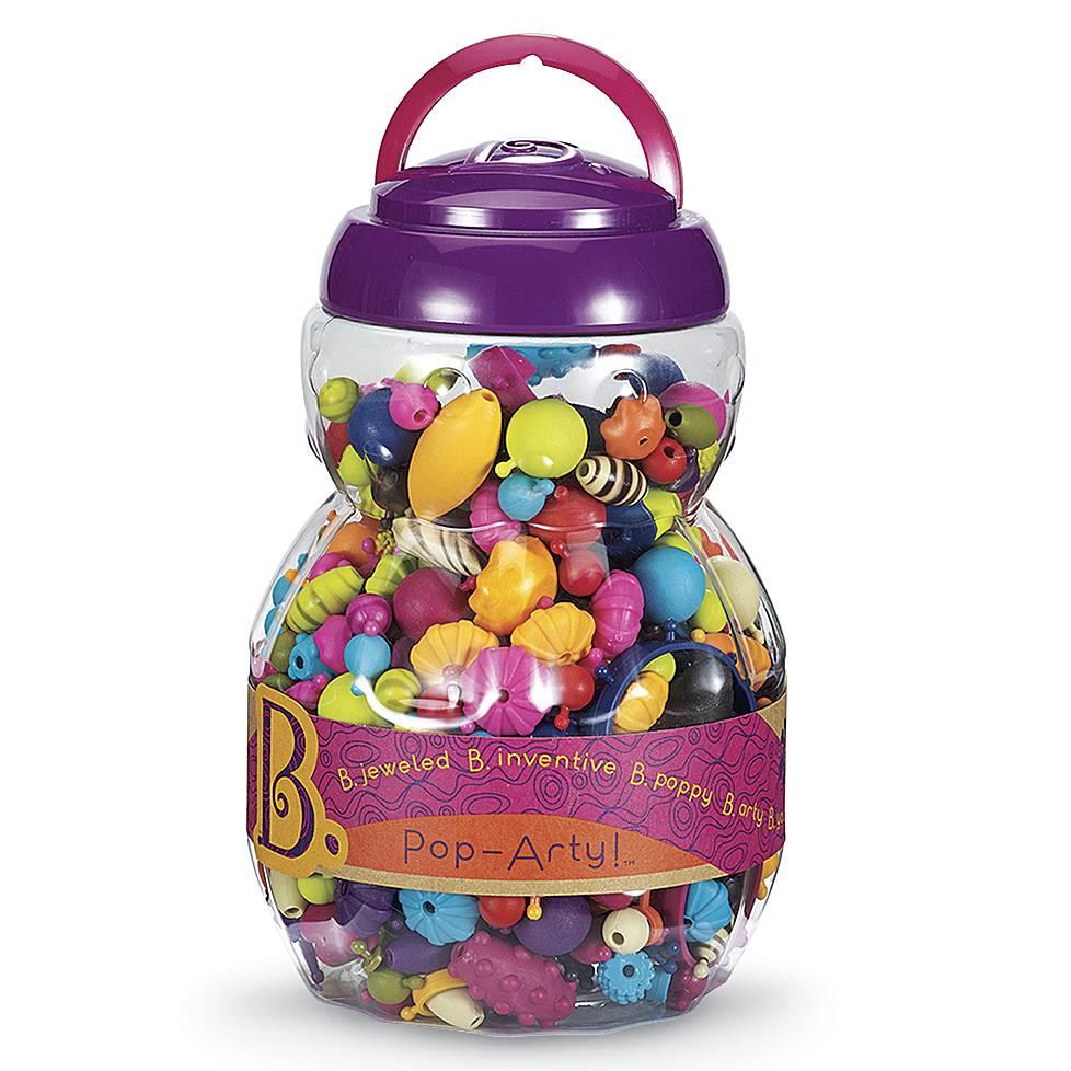 Pop Beads 500 Piece Party Set