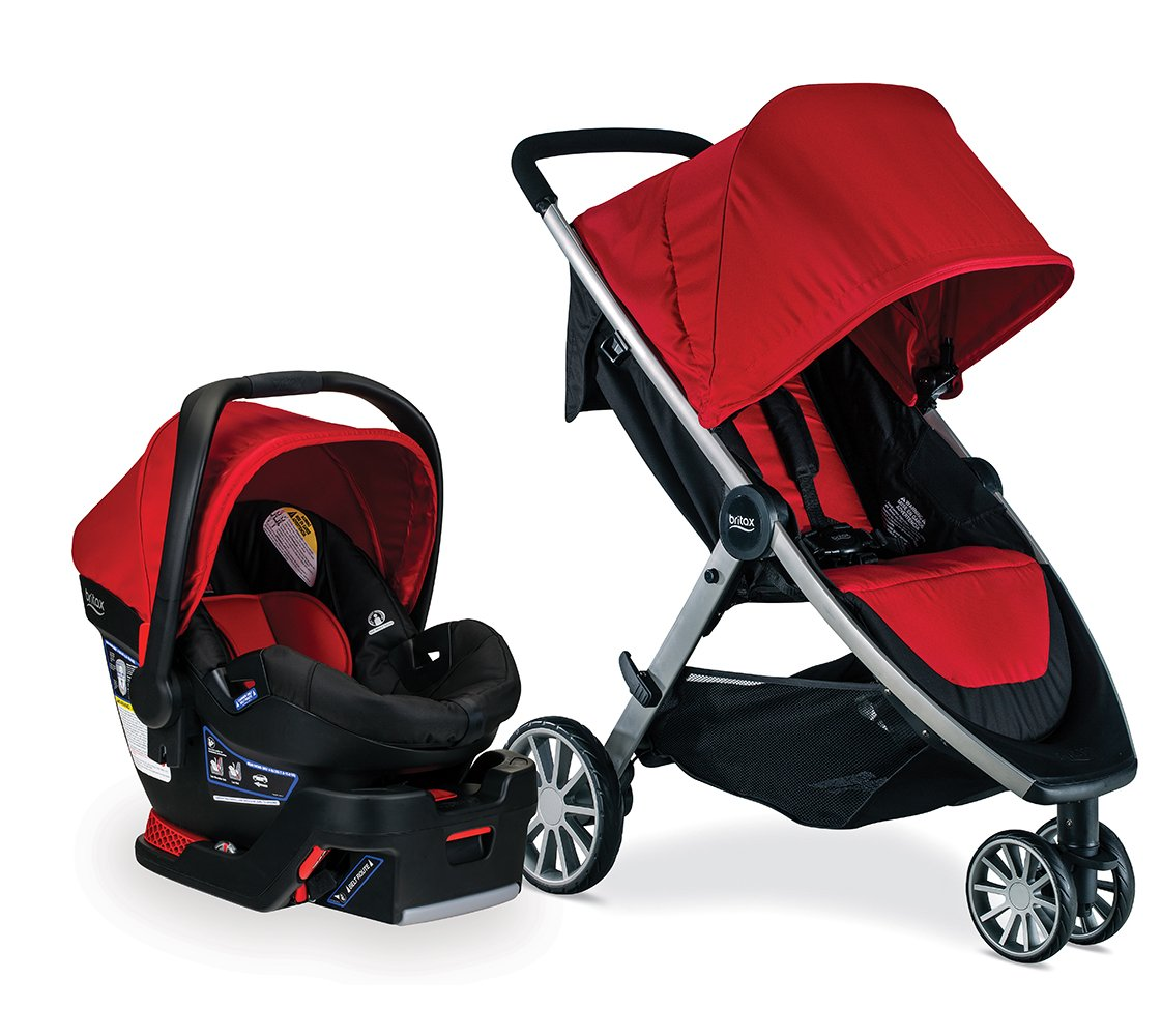 Britax B-Lively & B Safe 35 Travel System