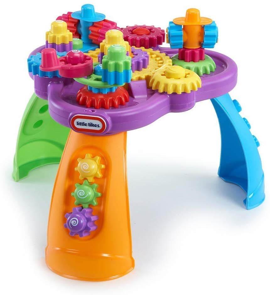 Little Tykes Giggly Gears Twirl Table Playset