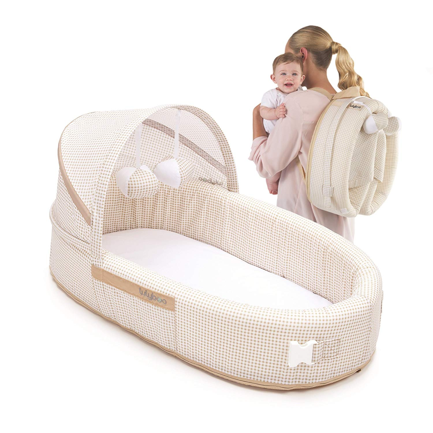 Lulyboo Portable Infant Bed