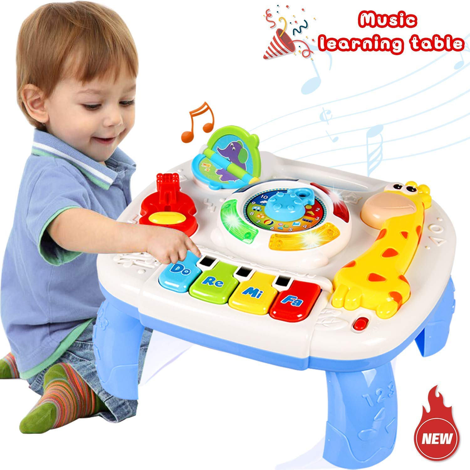 Washtime Baby and Toddler Learning Table