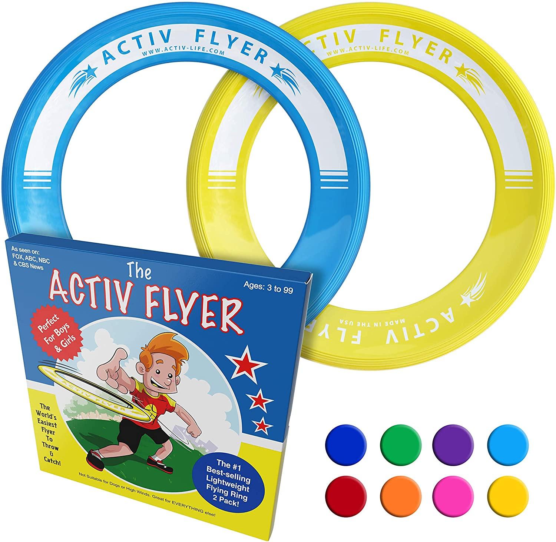 Activ Life Best Kids Flying Rings