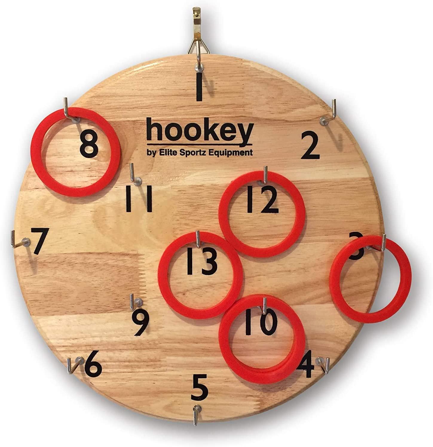 Elite Hookey Ring Toss Game
