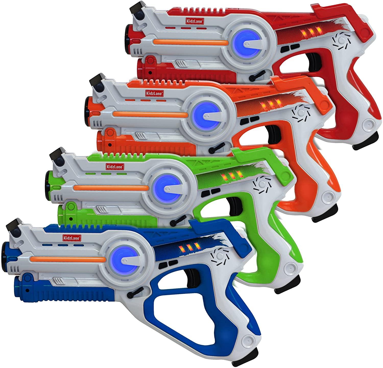 Kidzlane Infrared Lazer Tag: Game Mega Pack