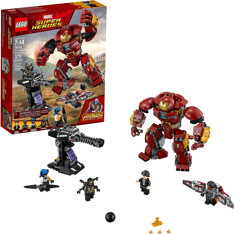 LEGO Marvel Superheroes Avengers: Infinity War The Hulkbuster Smash