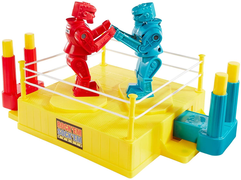Mettel Rock 'Em Sock 'Em Robots