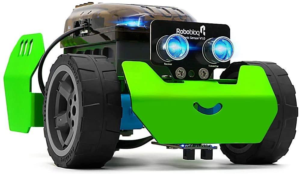 Robobloq DIY Q-Scout Programming Robot Car