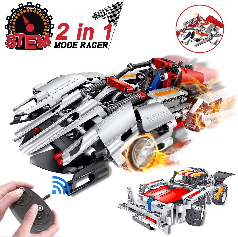 STEM Educational Construction RC Racer