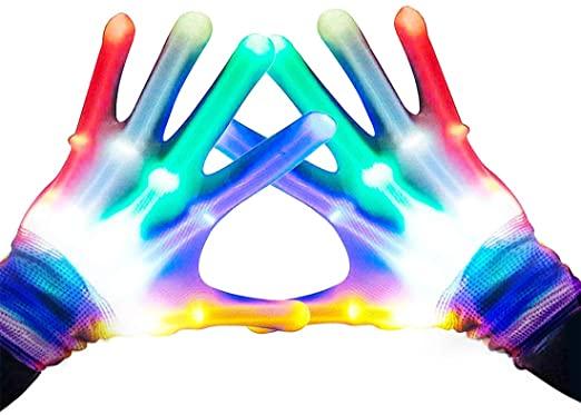 TOPTOY Flashing LED Gloves