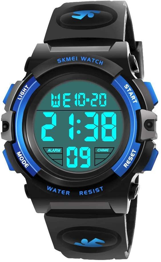 WIKI Kids Digital Watch